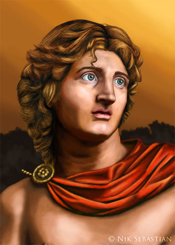 """Darius the Third, gets """"rekt"""" by Alexander"""