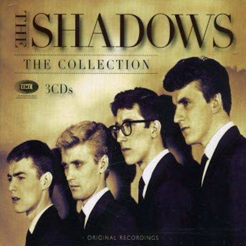 Aparición del grupo The Shadows