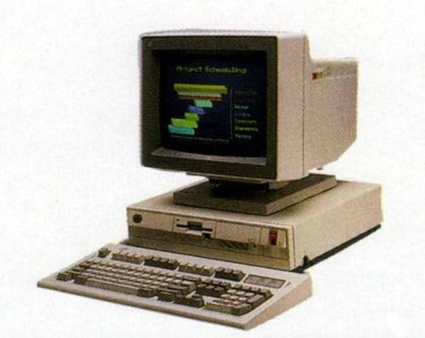Se introduce la computadora