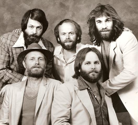 Surgen The Beach Boys en Estados Unidos