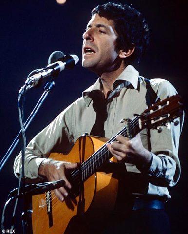 Se publica el primer disco de Leonard Cohen,