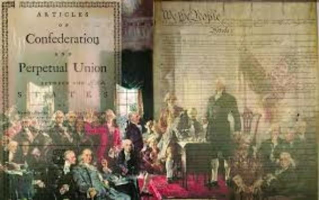Ratification of the Articles of the Confederation