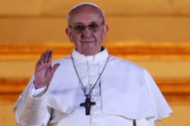 Pope Francis became Pope