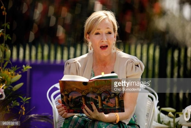 J.K. Rowling Published Harry Potter and the Philosopher's Stone