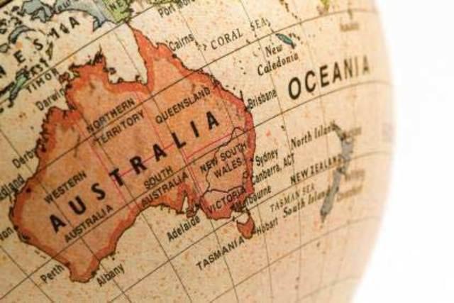 Australia became a country