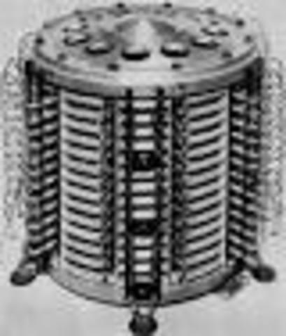Tambor magnético y Transferresistor