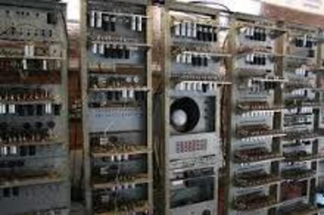 Computadora de programa almacenado