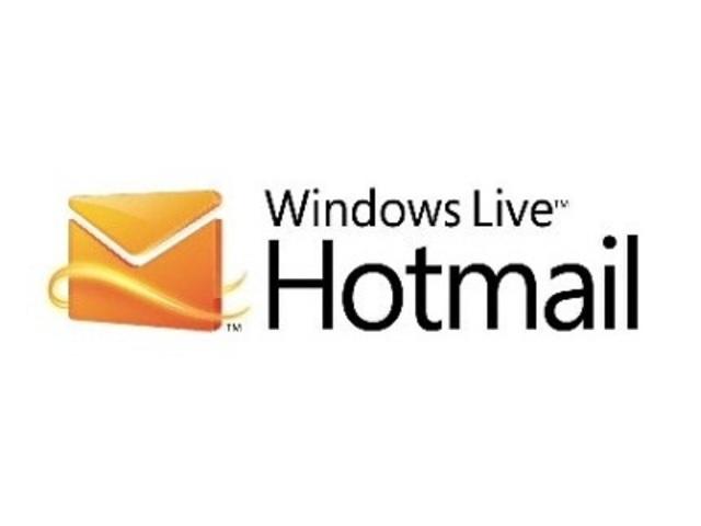 Creación de Hotmail
