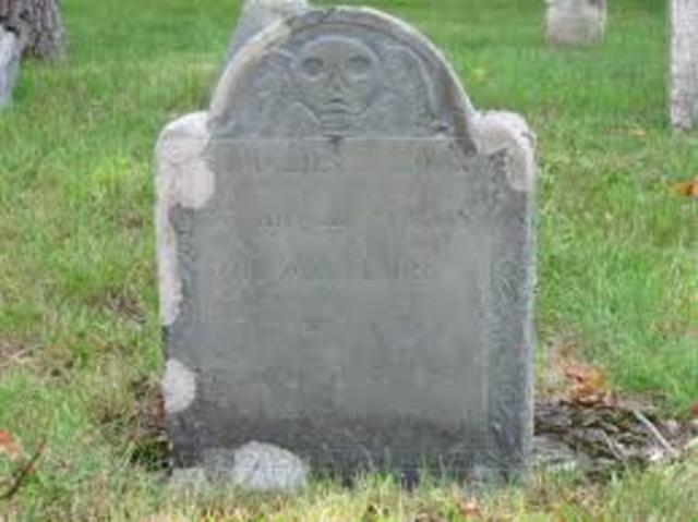 Death of Mama's husband