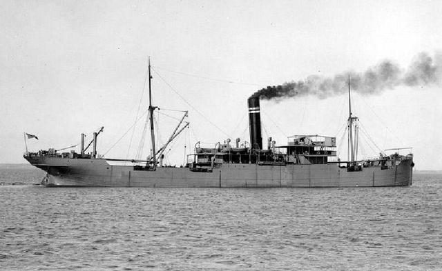 """Kaiser declares """"open season"""" on ships"""