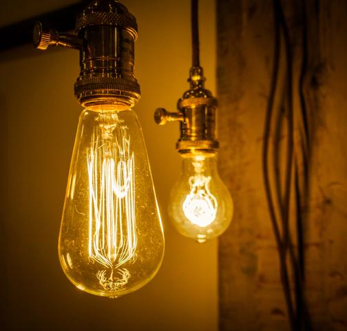 Thomas Edison: The lightbulb