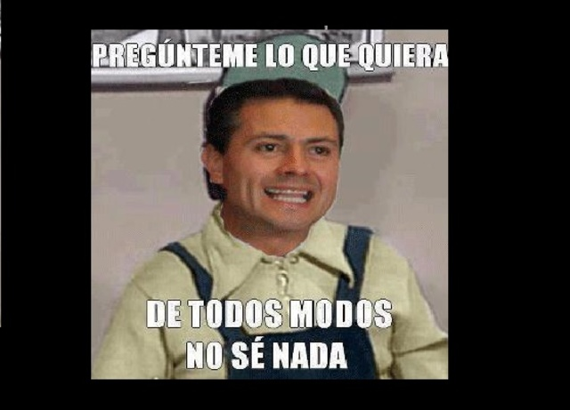 MEMES POLÍTICA MÉXICO