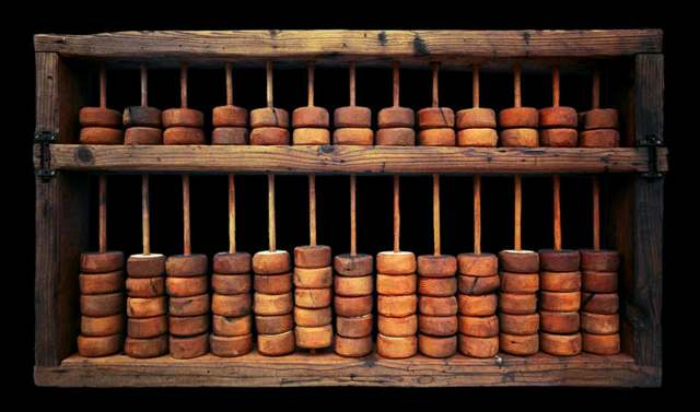 Appearance of the Abacus