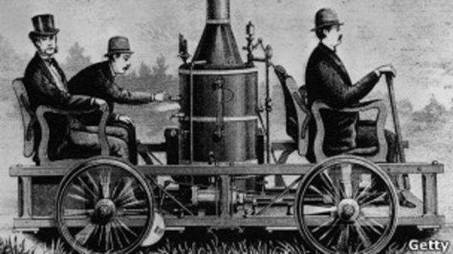 Importancia del vapor en los vehiculos