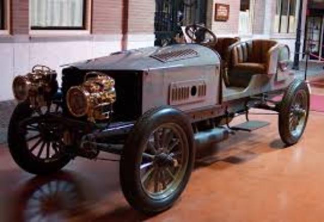 El primer 6 cilindros