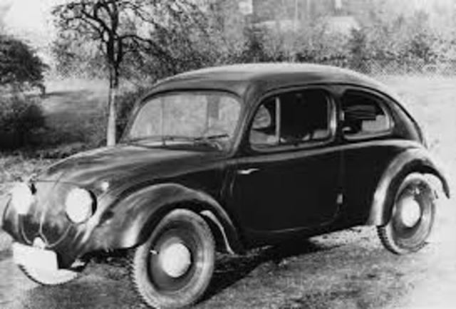Prototipo automovilístico