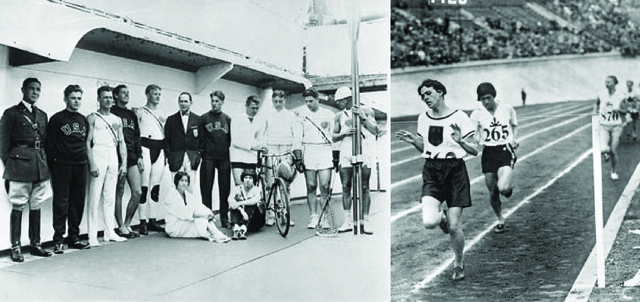 Women allowed in Amsterdam Summer Olympics 1928