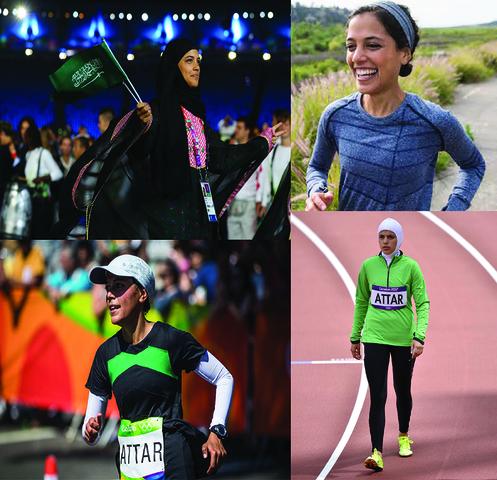 Saudi Arabia Represented in Rio Olympic Marathon 2016