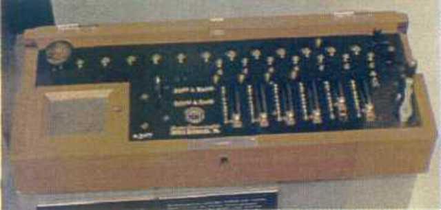 Calculadoras de producción masiva