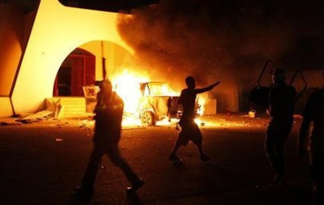 Benghazi Terrorist Attacks
