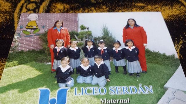 Foto de graduación de la guardería