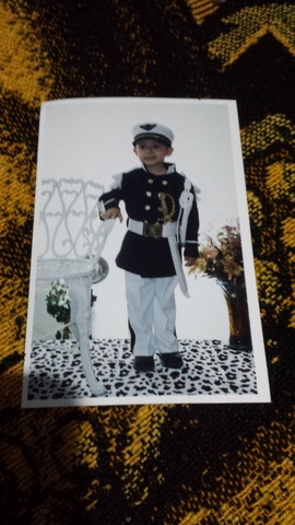Fotos de mis 3 años de nacido