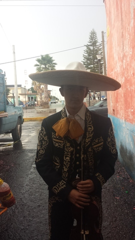 Soy mariachi