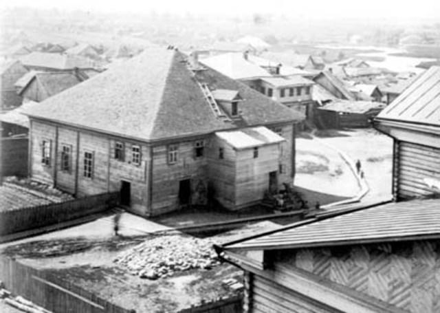 Первое ссудо-сберегательное товарищество (Горецкий уезд, Могилевская губерния)