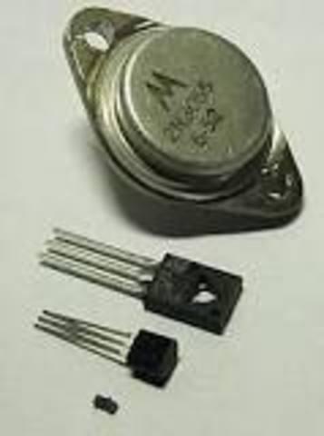 El uso del transistor