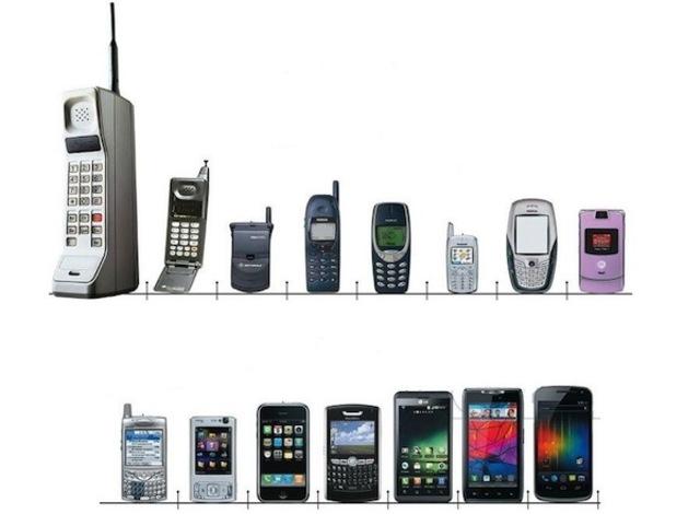 Auge de los dispositivos móviles y procesadores