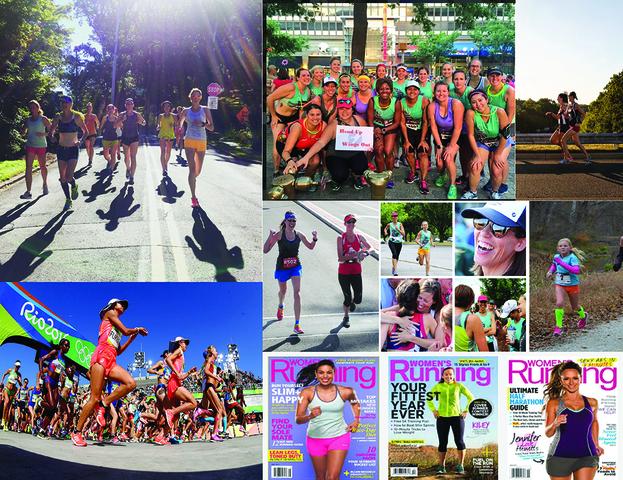 Women's Marathon Running Today