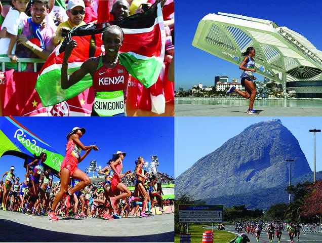 Rio Summer Olympics Women Marathon 2016