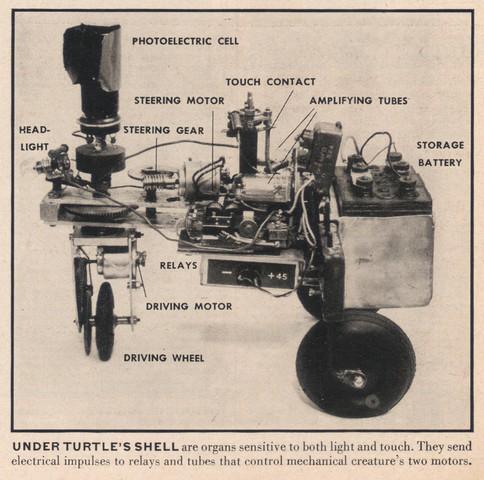 Primer Robot Móvil