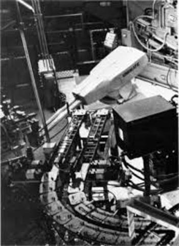 1° Robot industrial en GM