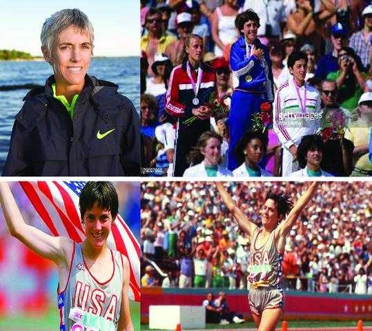 LA Summer Olympics Women Marathon Debut 1984