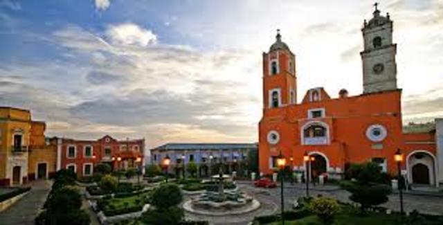 Mi primera visita a Hidalgo