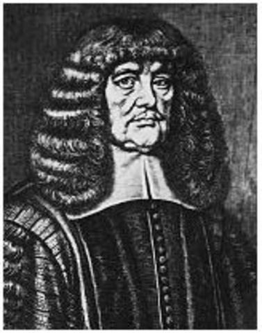 Glisson ( Mitad siglo XVII )