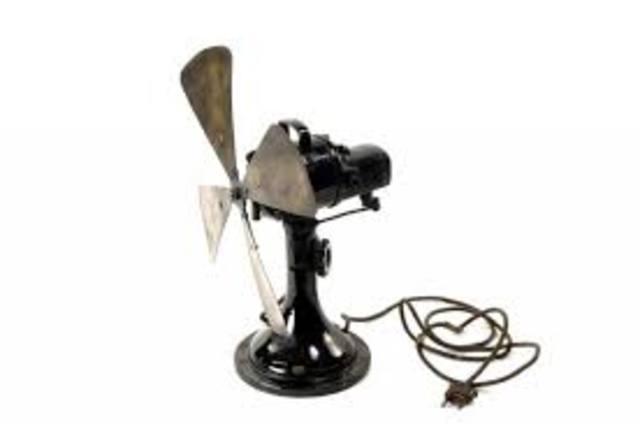 Ventilador eléctrico