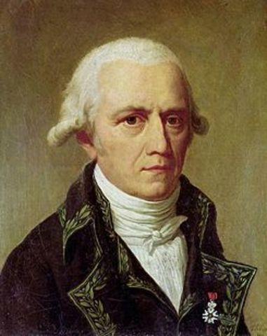 Lamarck ( 1744 - 1829 )