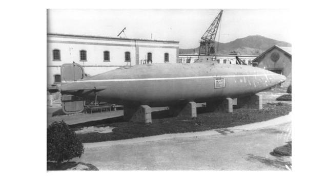 Submarino (Primero construido en serie)