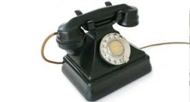 Teléfono de discado automático