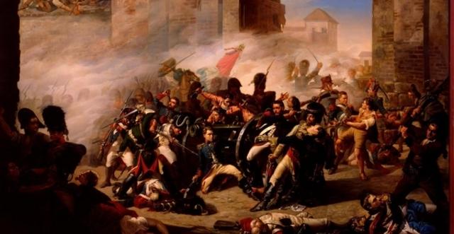 Batalla del puente de Calderón.