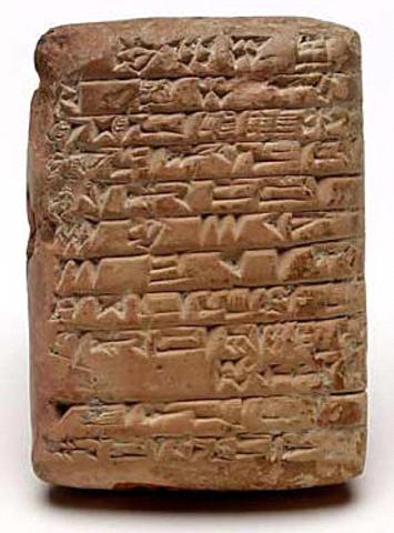 Mesopotamia.