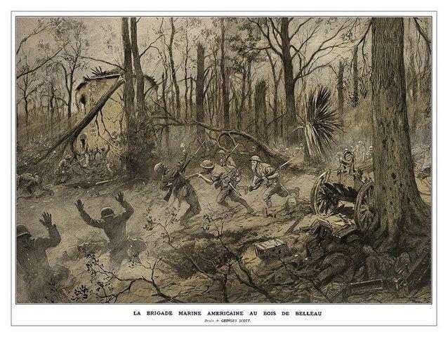 Batalla del bosque Belleau
