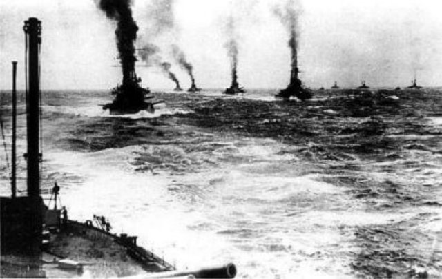 Batalla Naval de Jutlandia