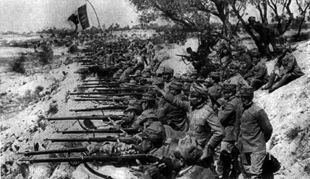 Batalla de Caporetto