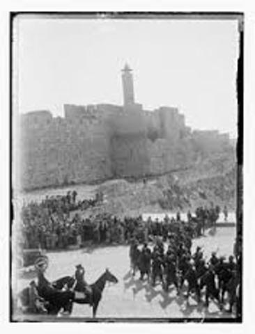 Caída de Jerusalén