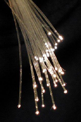 Corning Glass  Patenta La Fibra Óptica