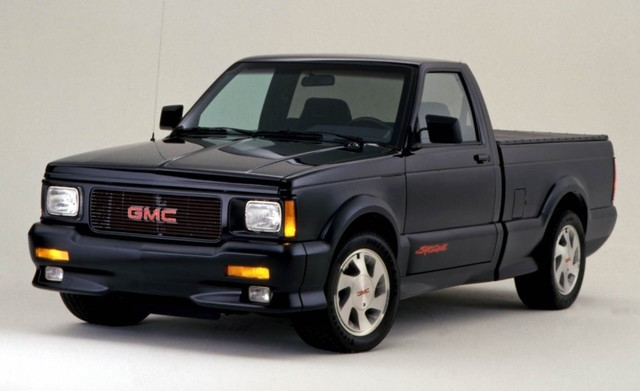 First Compact Muscle Truck