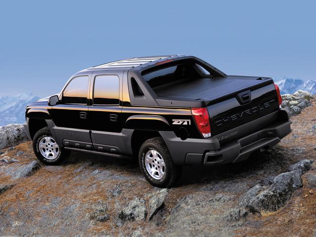 The Pickup/SUV Mashup